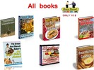 Collection of the best cookbooks Part 1