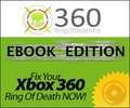 How to fix Xbox 360 repair guide fix ring of death red light
