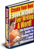 Thumbnail How to Create your Own eBook Without Ever Writing a Word