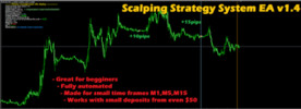 Forex Scalping Strategy System v2.0 EA