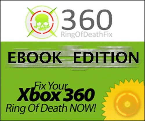 Product picture How to fix Xbox 360 repair guide fix ring of death red light