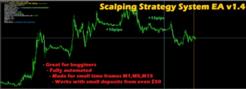 Product picture Forex Scalping Strategy System v2.0 EA